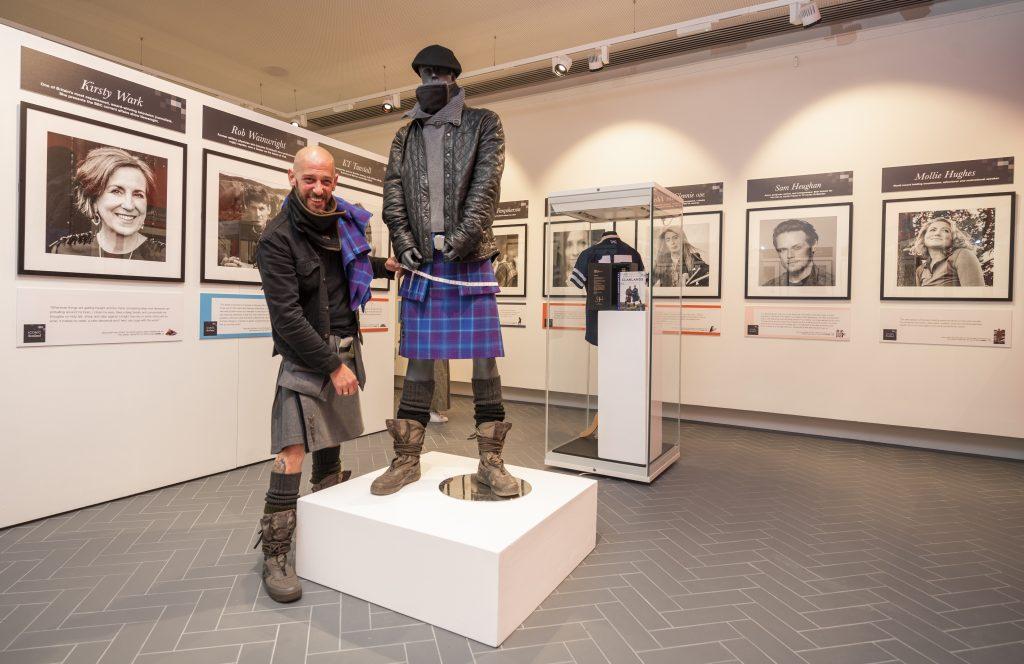 Iconic Scotland exhibition