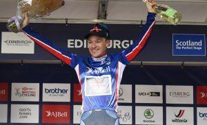 Ethan Hayter Tour of Britain stage seven