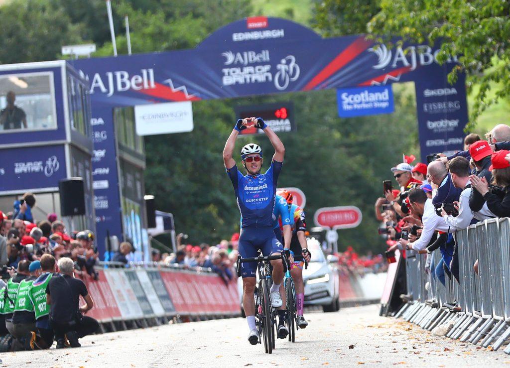 Tour of Britain Stage 7 winner